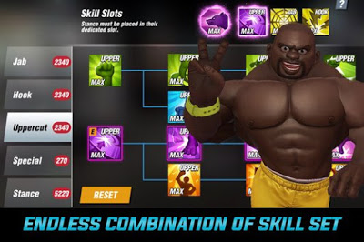 boxing star mod apk unlimited money