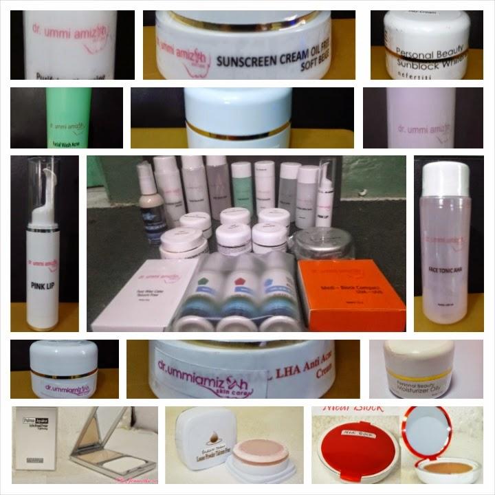 Jual Produk Perawatan Tubuh, Wajah Dan Kulit Dr Ummiamizah