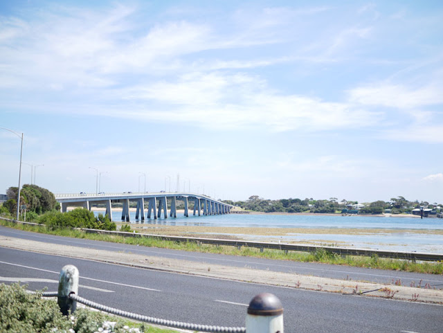 bridge to Phillip Island from San Remo