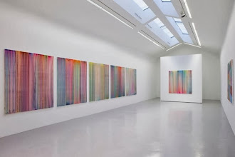 Expo : Hello My Name is Bernard Frize - Galerie Perrotin - Jusqu'au 1er mars 2014