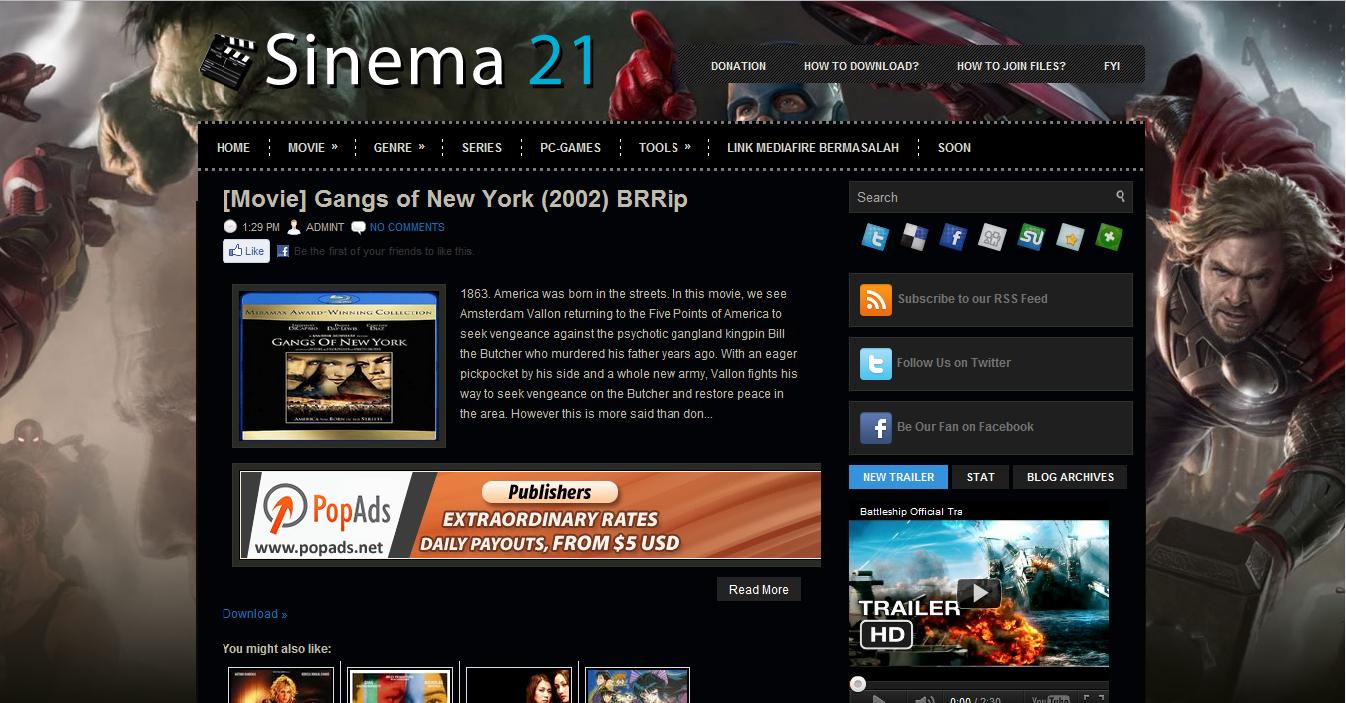 2 Situs Download Film Paling Mudah - LingkaranDunia