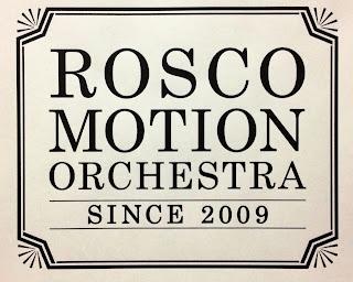 ROSCO MOTION ORCHESTRA,ロスコモーションオーケストラ,ロゴマーク