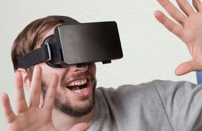 3. lentes realidad virtual entretenimiento adultos