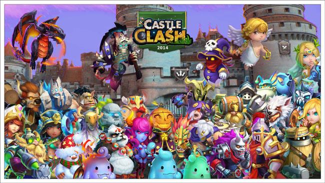 Castle Clash, Clash Royale Alternatives, Clash Royale apk