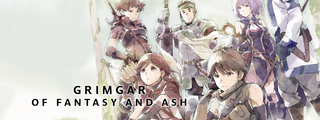 Grimgar of Fantasy and Ash   Hai to Gensou no Grimgar   480p   TVRip   English Subbed
