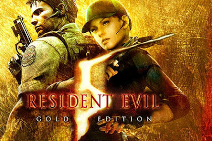 Get Download Game Resident Evil 5 for PC Laptop Full Version