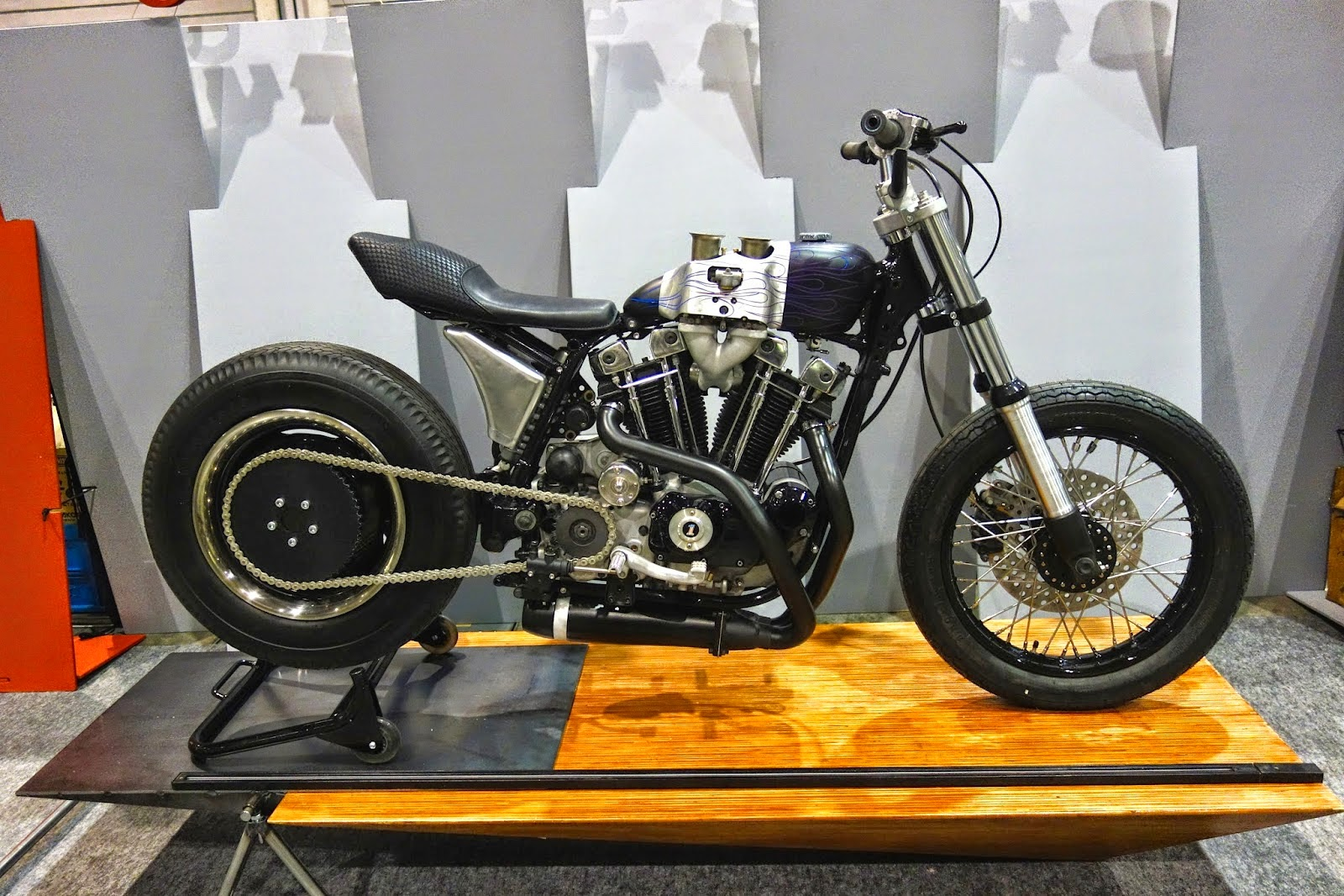 Bell Motorcycle