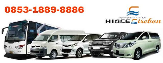 Rental Mobil Hiace Cirebon