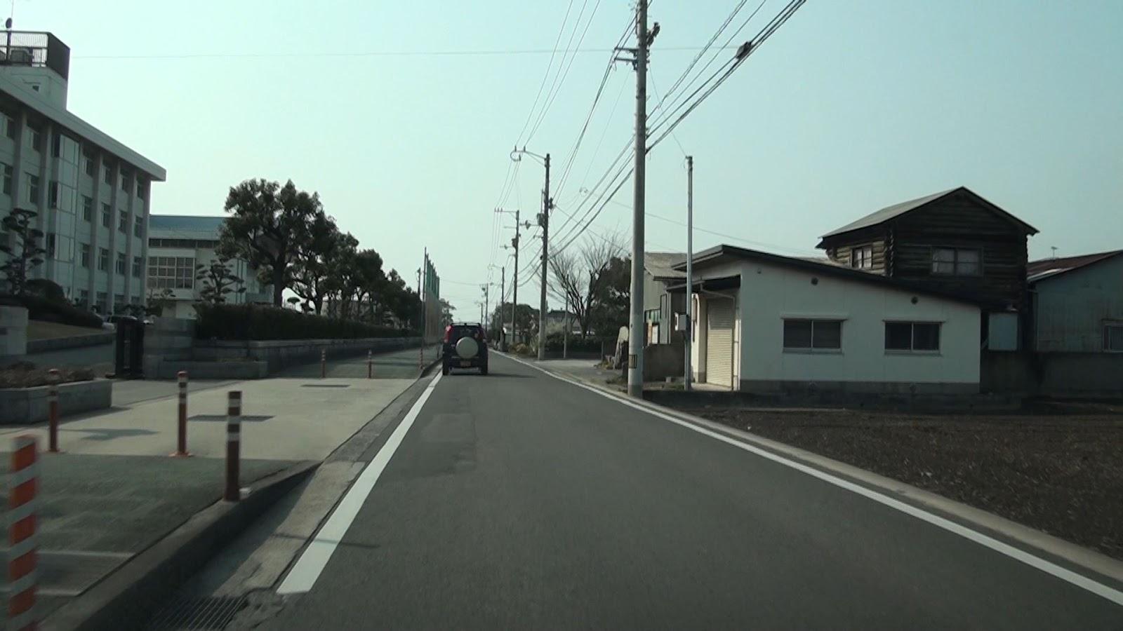 2014年の道路