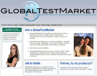 GlobalTestMarket to międzynarodowy panel badawczy.