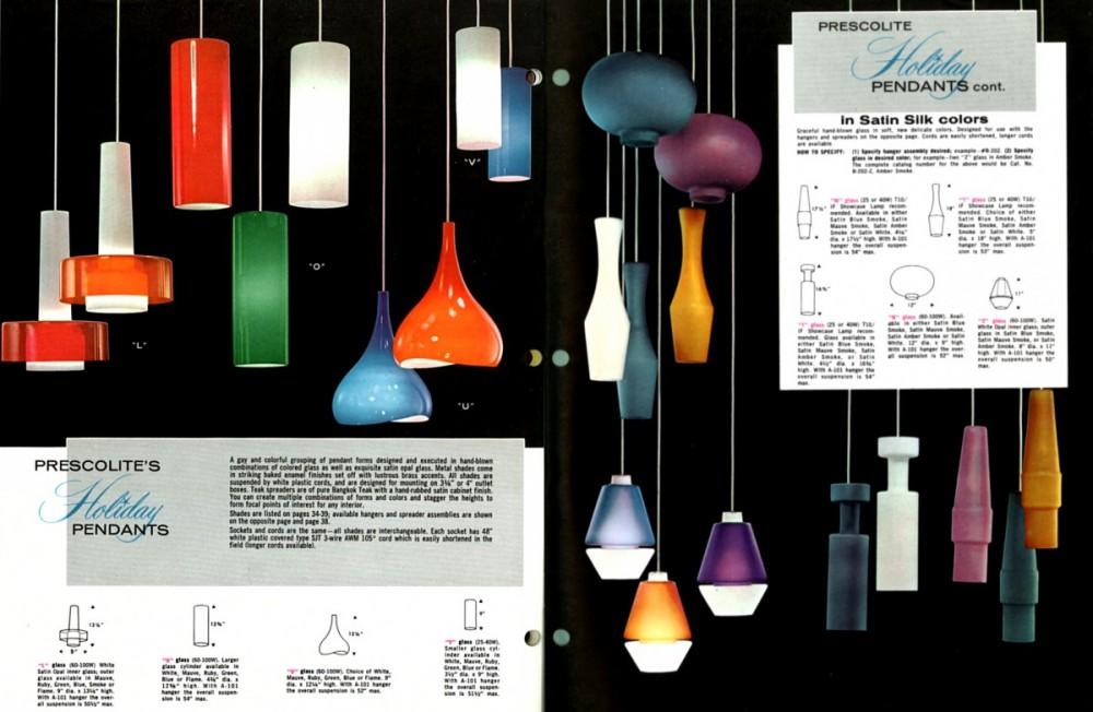 Mad For Mid Century Mid Century Pendant Lights