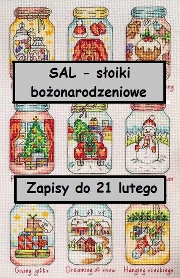 Słoiczki świąteczne
