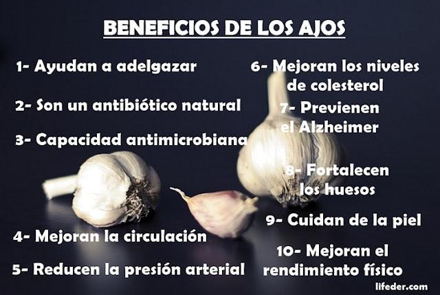 El Ajo, Beneficio de consumir ajo, alimentos sanos, Alimentos Saludables, cuando no consumir ajo, ajo es bueno para el colesterol