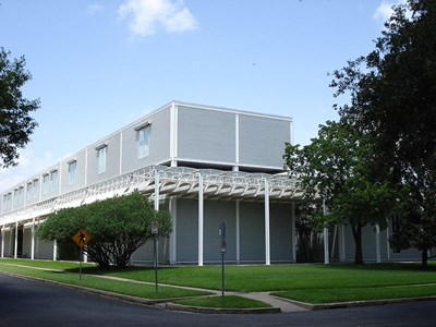 03. Menil Collection Museum, Texas, Amerika