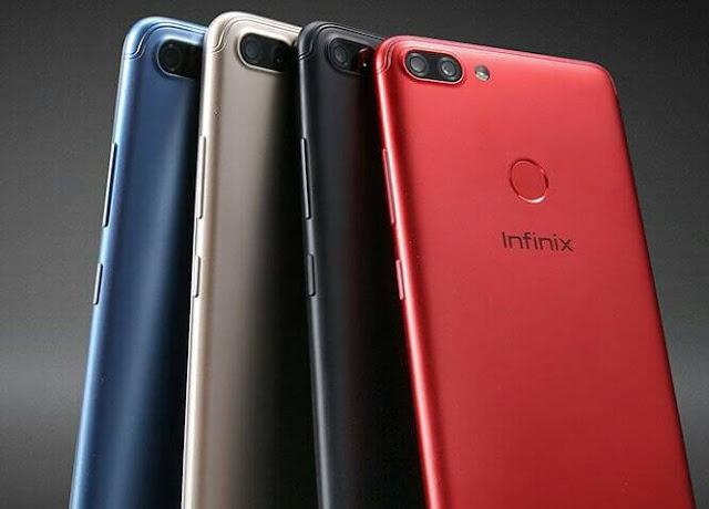 سعر ومواصفات هاتف Infinix Hot 6 Pro بالصور والفيديو