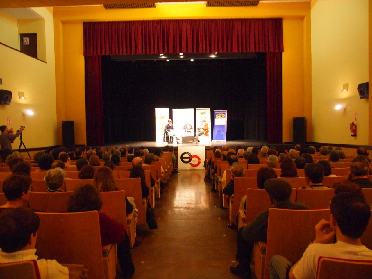 Escuela de ciudadanos viii curso 2015 2016 debate ignacio escolar jes s mara a - Casa de cultura ignacio aldecoa ...
