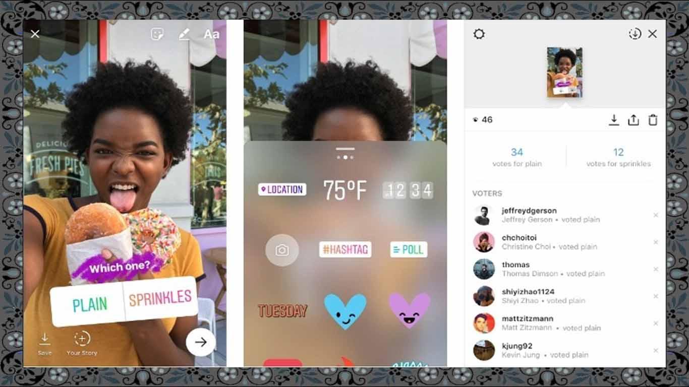 Fitur Terbaru Cara Bikin Polling di Instagram Stories