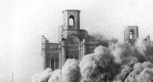 #Rusija #PRavoslavlje #Crkva #Rušenje #Komunisti