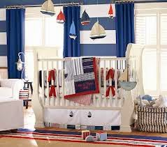 Cuartos marineros para ni os ideas para decorar dormitorios for Decoracion habitacion bebe marinero