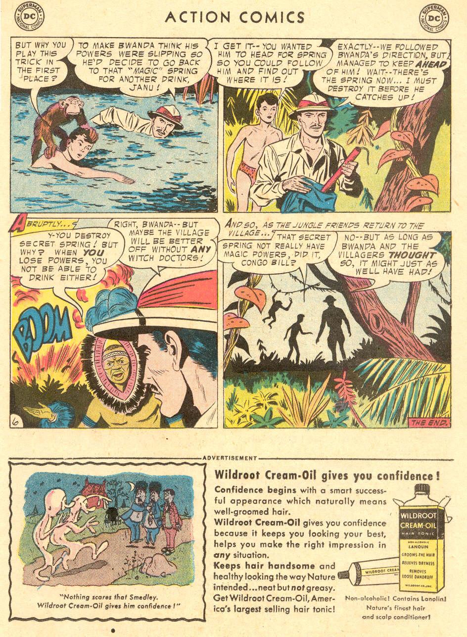 Action Comics (1938) 221 Page 20