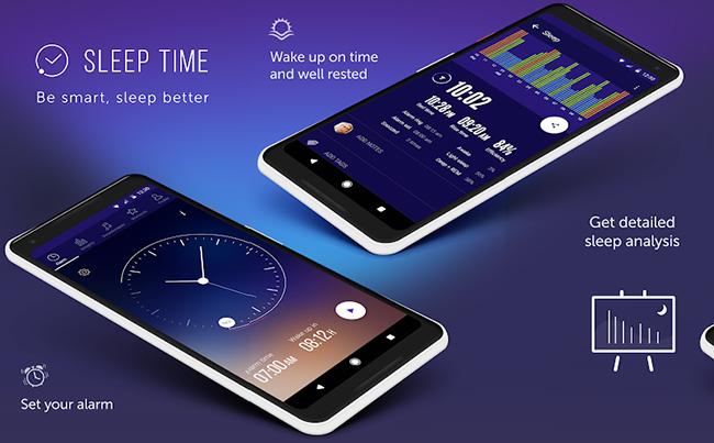 Aplikasi Pengantar Tidur