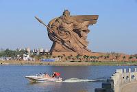 Statua del Generale Guan Yu