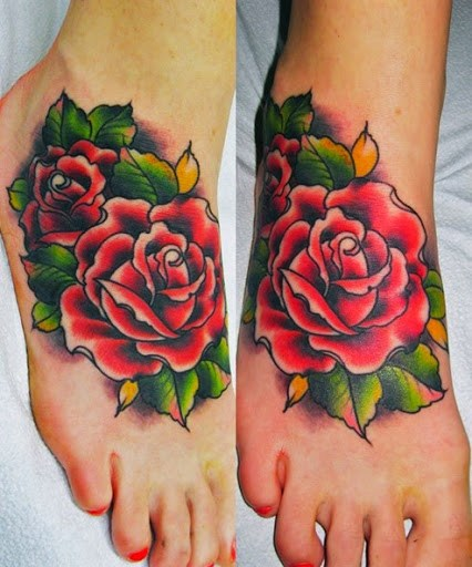 90+ BEST ROSE TATTOOS DESIGNS AND IDEAS (2019)