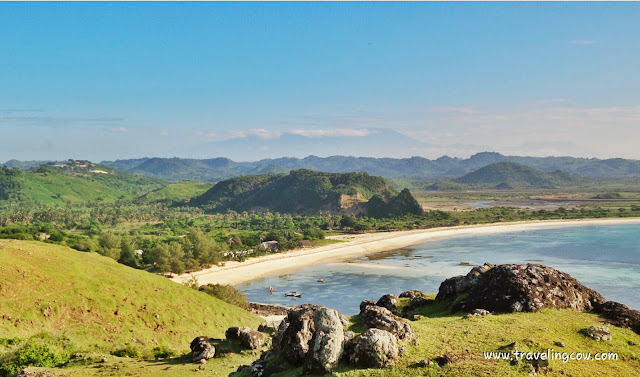 Pantai Bukit Merese Lombok Praya