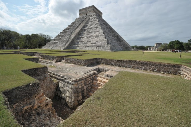 Secret passageway to cenote found beneath Chichen Itza pyramid