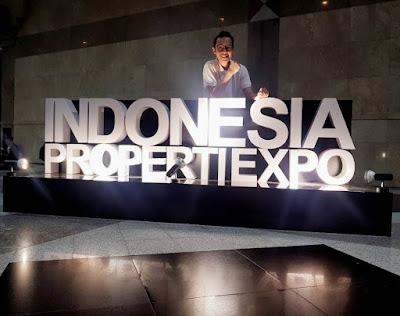 blogger eksis di indonesia properti expo