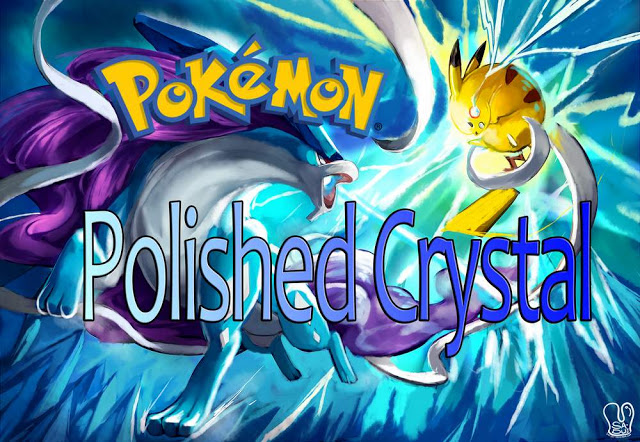 Pokemon Crystal Clear Download ROM