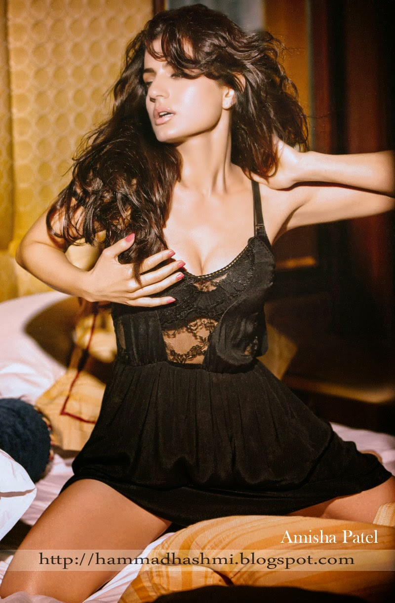 Amisha Patel Ameesha Patel Hot Maxim Magazine-5409