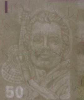 "Watermark: José Manuel Baca ""Cañoto"", guitar, and electrotype 50"