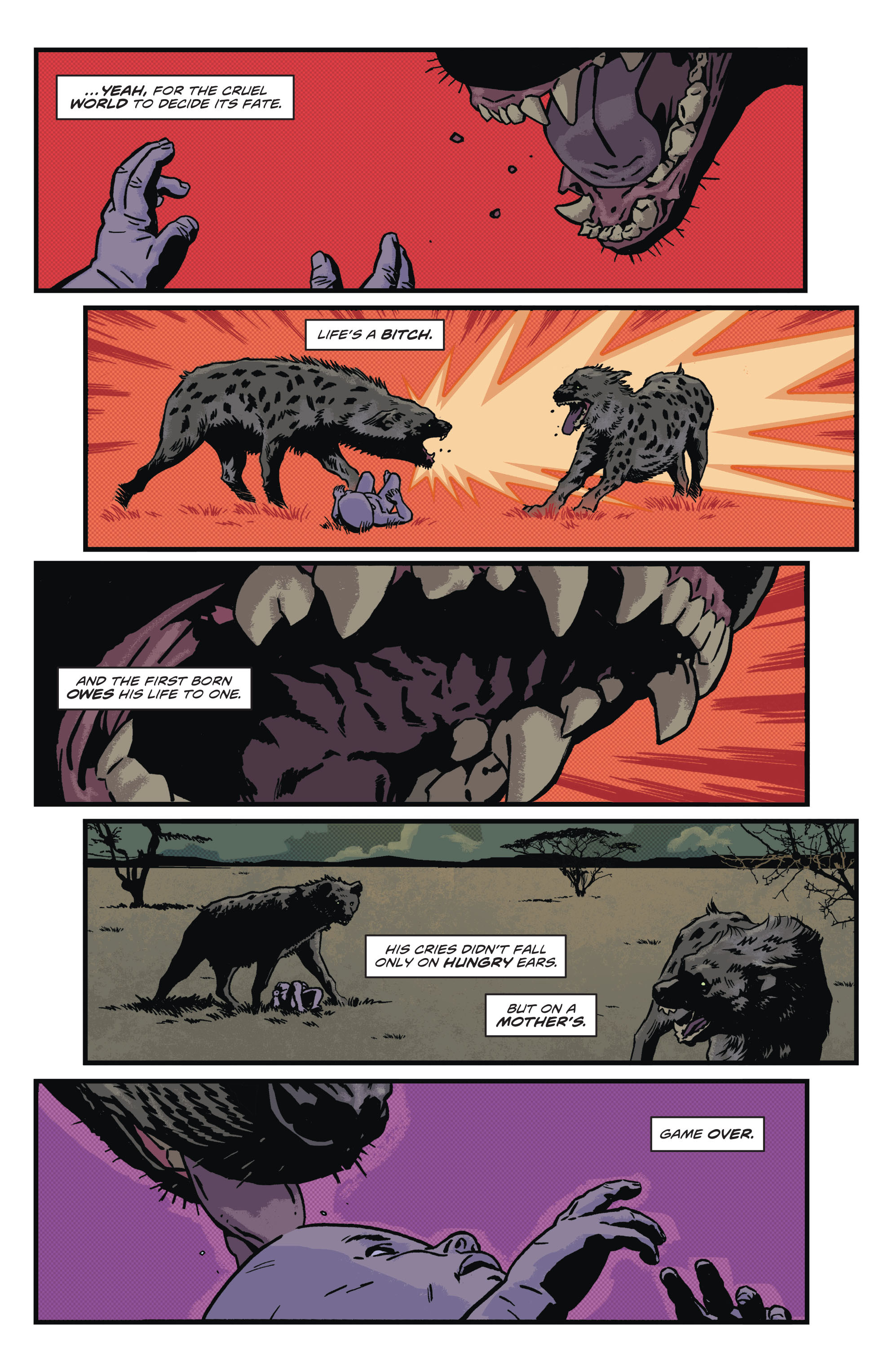 Read online Wonder Woman (2011) comic -  Issue #23.2 - 5