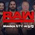 Três grandes lutas são anunciadas para o RAW da semana que vem