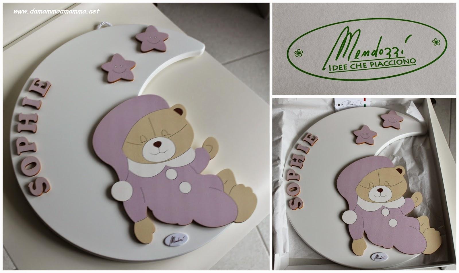 Idee per decorare la cameretta dei bambini con mendozzi for Idee per arredare cameretta bimba