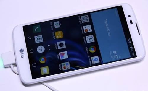 Tela HD do LG K10 é inferior a de concorrentes intermediários