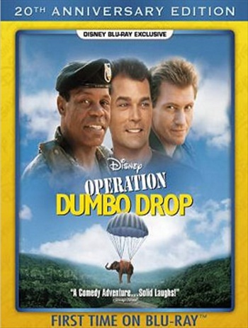 Operation Dumbo Drop 1995 Dual Audio Hindi Bluray Movie Download