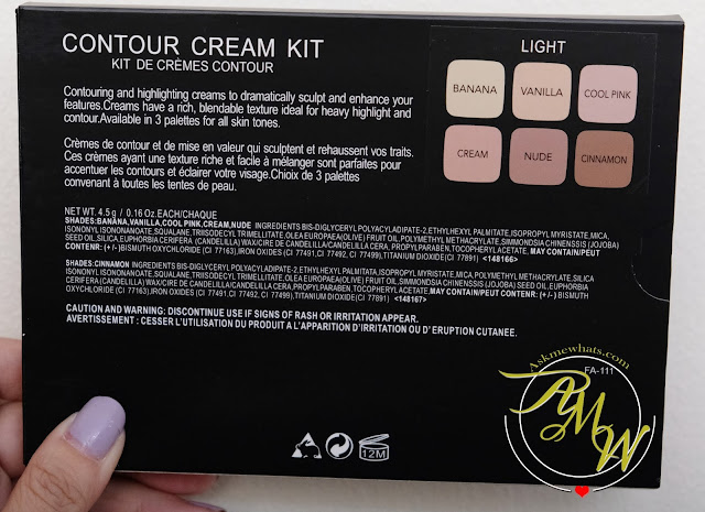 a photo of IMAGIC PROfessional Contour Cream KIT