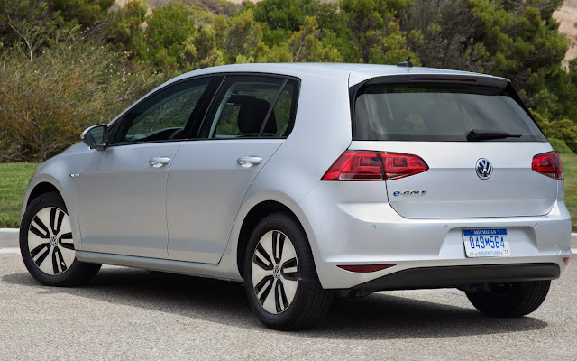VW Golf Touch