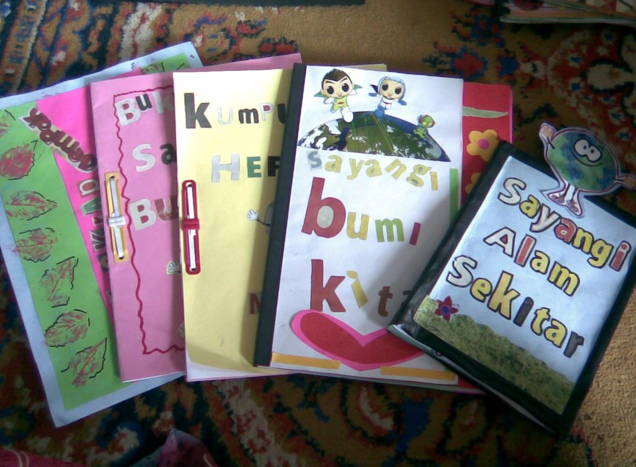 56 Gambar Hiasan Buku Skrap Koleksi Istimewa