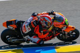 Latihan Bebas 1 (FP1) Moto2 GP Le Mans