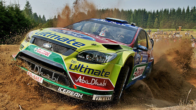 How much does a rally car cost?