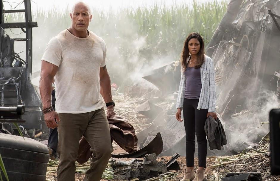 """Novo trailer de """"Rampage: Destruição Total"""" apresenta mais monstros gigantes"""