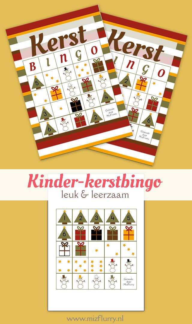 Gratis te downloaden (PDF) bingo. Printbare plaatjesbingo voor kleuters en oudere kinderen.