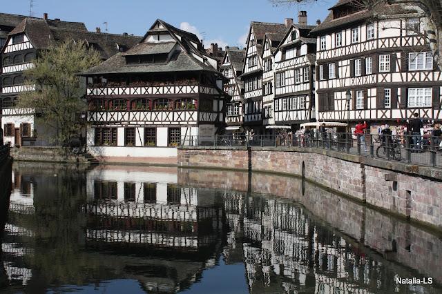дорога вин Эльзаса, куда поехать, что посмотреть, Эльзас, Франция, аисты, вино, Страсбург