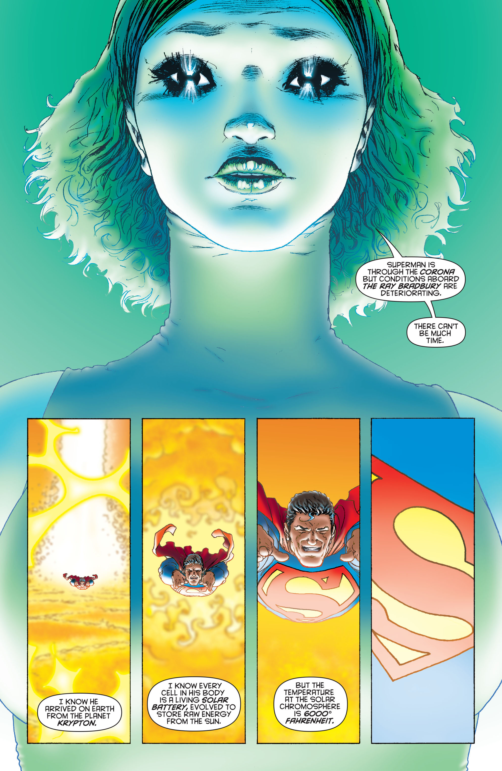 Read online All Star Superman comic -  Issue #1 - 5