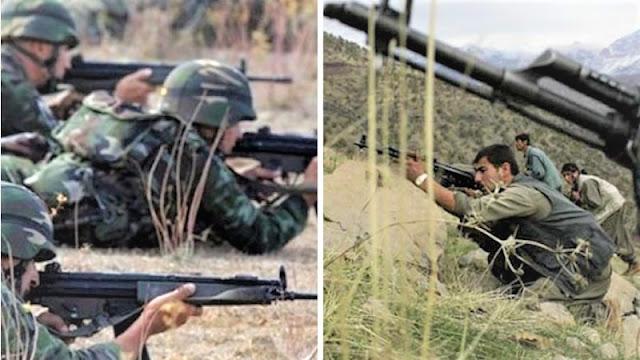 diyarbakir lice catisma asker hayatini kaybetti
