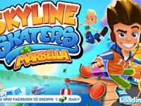 Download Skyline Skaters v2.13.0 Mod Apk (Unlimited Coins/Cash)