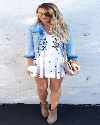 Fashion tumblr spring outfits you should try